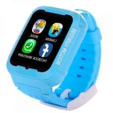 Смарт часы SMART BABY K3 GPS Blue