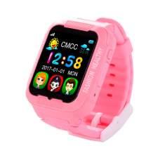Смарт часы SMART BABY K3 GPS Pink