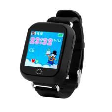 Смарт часы SMART BABY Q100s GPS Black