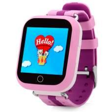Смарт часы SMART BABY Q100s GPS Pink