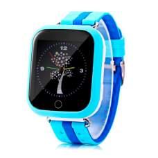 Смарт часы SMART BABY Q750 GPS Blue