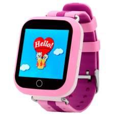 Смарт часы SMART BABY Q750 GPS Pink