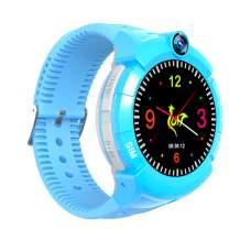 Смарт часы SMART BABY S-02 GPS Blue