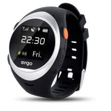 Смарт часы ERGO A010 GPS Silver