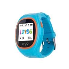 Смарт часы ERGO J010 GPS Blue