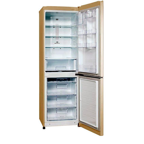 Холодильник LG GA-B419SEQL (беж)