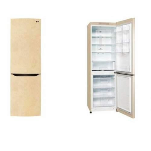 Холодильник LG GA-B419SECL (беж)