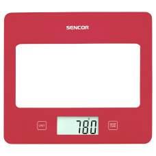 Весы кухонные Sencor SKS5024RD