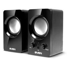 Акустическая система 2.0 SVEN 354 Black