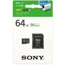 Карта памяти Sony 64 GB microSDXC Class 10 UHS-I + Ad (SR64UY3AT)