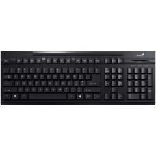 Клавиатура Genius KB-125 USB Black Ukr