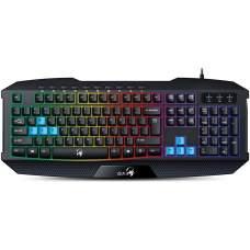 Клавиатура Genius Scorpion K215 USB Black Ukr