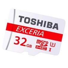 Карта microSDXC(3) TOSHIBA 32Gb+Ad