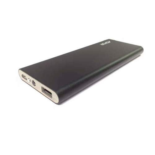 Power Bank ASPOR Metal A383 10000mAh Black