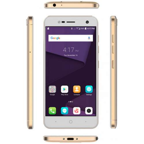 Смартфон ZTE Blade V8 Mini Gold