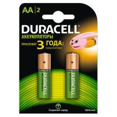Аккумуляторы DURACELL HR06 1300 mAh