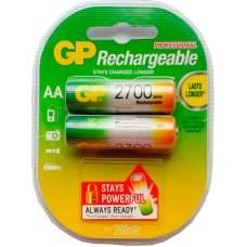 Аккумуляторы GP AA 2700 mAh