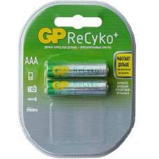 Аккумуляторы GP Recyko AAA 800 mAh