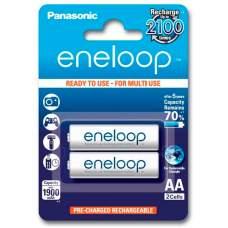 Аккумуляторы PANASONIC Eneloop AA 1900 mAh