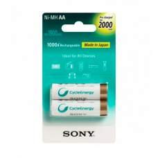 Аккумуляторы SONY HR06 2000 mAh