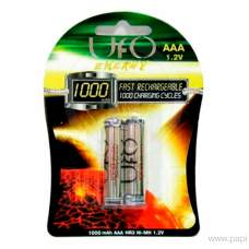Аккумуляторы UFO HR03 1000 mAh