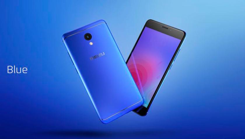 Картинки по запросу Meizu M6 2/16GB Blue