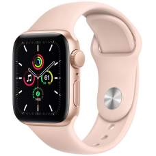 APPLE Watch SE GPS 40mm Gold with Pink (MYDN2)