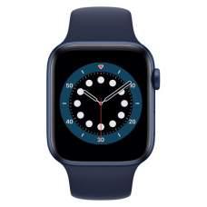 APPLE Watch Series 6 GPS 44mm Blue (M00J3)