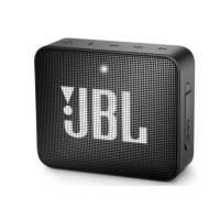 Портативная акустическая система JBL GO 2 Black (JBLGO2BLK)
