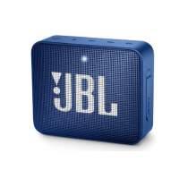 Портативная акустическая система JBL GO 2 Blue (JBLGO2BLU)