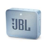 Портативная акустическая система JBL GO 2 Cyan (JBLGO2CYAN)