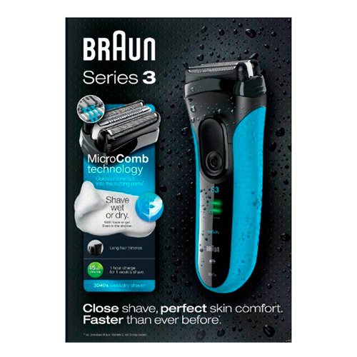 Электробритва BRAUN Series 3 3040s