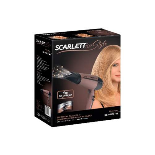 Фен SCARLETT SC HD70I08