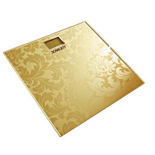 Весы SCARLETT SC 217 Gold