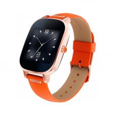 """Смарт часы ZenWatch 2 Gold/Orange 1.45"""" (Refurbished by Asus)"""