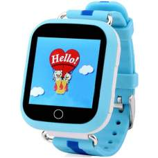 Смарт часы SMART BABY Q100s GPS Blue