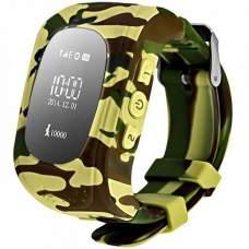 Смарт часы SMART BABY Q50 GPS Military