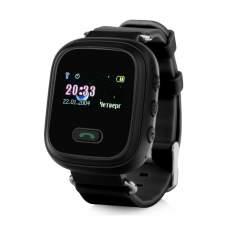 Смарт часы SMART BABY Q60 GPS Black