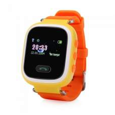 Смарт часы SMART BABY Q60 GPS Yellow