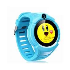 Смарт часы SMART BABY Q610S GPS Blue