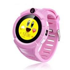 Смарт часы SMART BABY Q610S GPS Pink