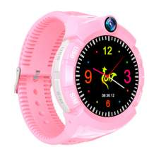 Смарт часы SMART BABY S-02 GPS Pink