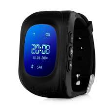 Смарт часы SMART BABY Q50 GPS Black