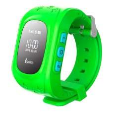 Смарт часы SMART BABY W5 (Q50) GPS Green