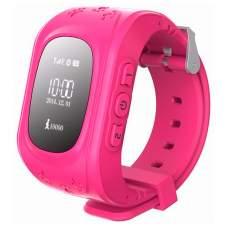 Смарт часы SMART BABY W5 (Q50) GPS Pink