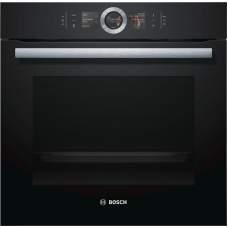 Встроенный духовой шкаф Bosch HBG633BB1