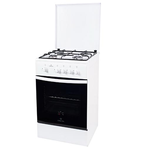 Плита газовая Greta 1470-00 (16) Белая