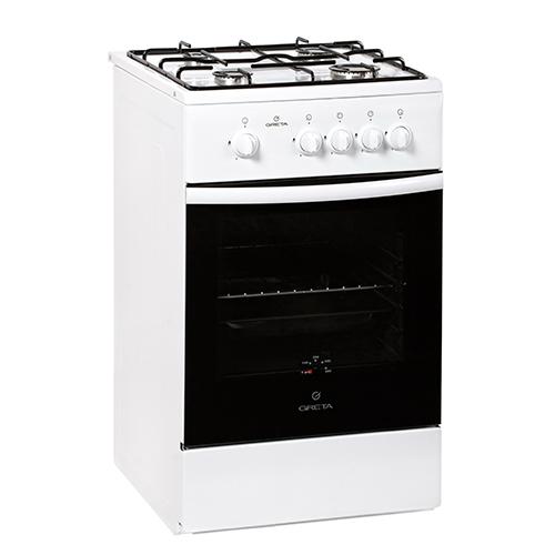 Плита газовая GRETA 1470-00 (20) Белая