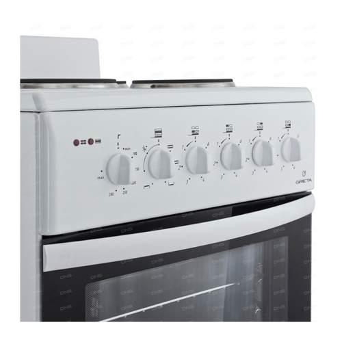 Плита газовая GRETA 1470-Э (06) Белая