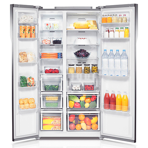 Холодильник SAMSUNG RS552NRUA1J